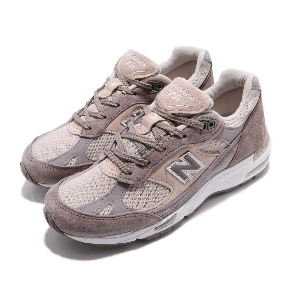 New Balance 休閒鞋 W991LGSB 運動 女鞋