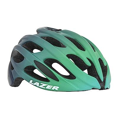 【LAZER】Blade AF 公路車安全帽-亞洲版 薄荷藍綠