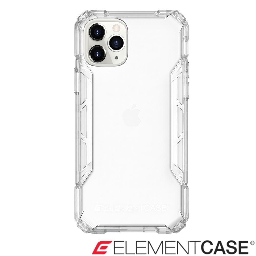 美國 Element Case iPhone 11 Pro Max 抗刮科技軍規殼- 透明
