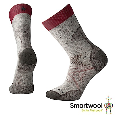 SmartWool PhD Pro Expedition中級避震中長襪 灰褐色