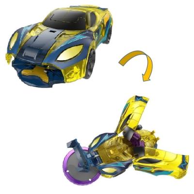 爆裂飛車 變身車子 疾速系列  爆雷剛甲