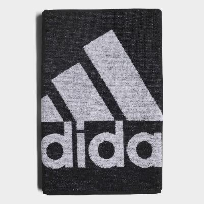 adidas 毛巾 運動 黑 DH2860