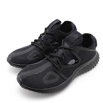 ADIDAS-RUN LUX 女跑步鞋-黑色