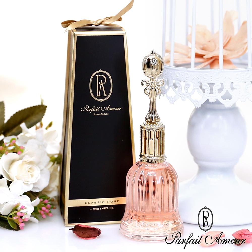日本香水 Parfait Amour 幸福鈴聲 皇家薔薇女性淡香水50ml