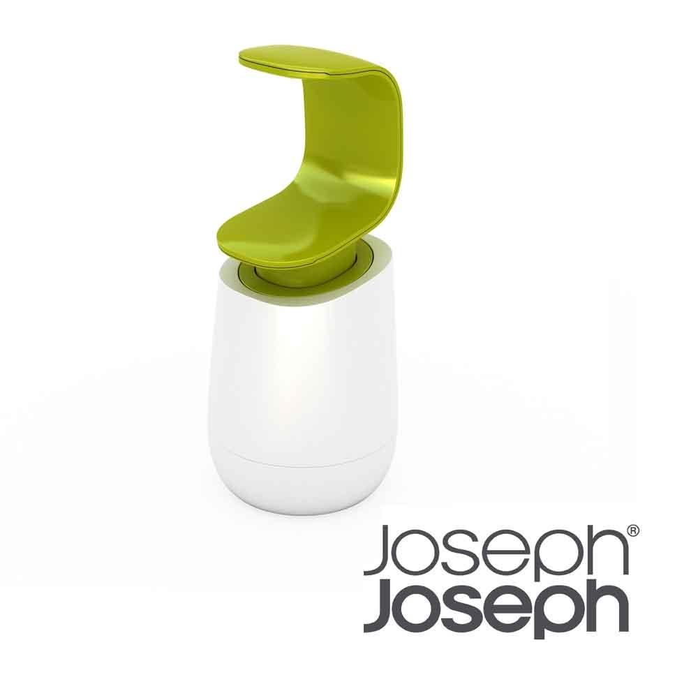 Joseph Joseph 好順手擠皂瓶(白綠)