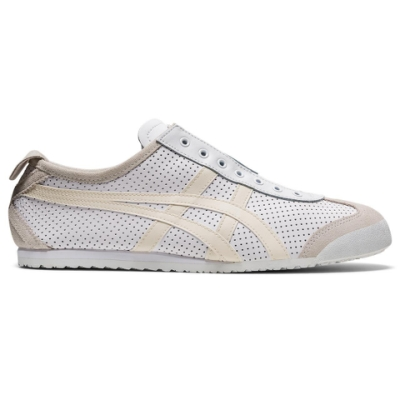 Onitsuka Tiger鬼塚虎- MEXICO 66 SLIP-ON 休閒鞋 1183A621-100 白
