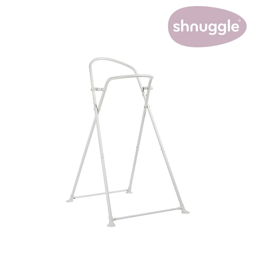 【英國Shnuggle】澡盆專用架U2 0-6m適用-可收折(幫寶寶洗澡免彎腰)