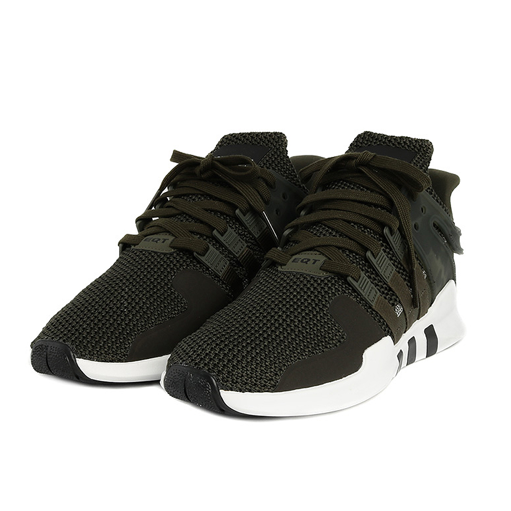 ADIDAS  EQT SUPPORT  休閒運動鞋(軍綠色)