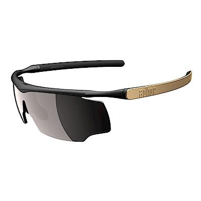 ADHOC運動太陽眼鏡-偏光鍍膜鏡片-半框式GENTLE