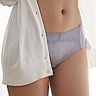 蕾黛絲-經典峰靡內衣搭配平口內褲 M-EL 粉晶紫