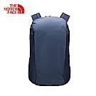 The North Face北面藍色安全防護戶外雙肩背包|2ZEKH2G
