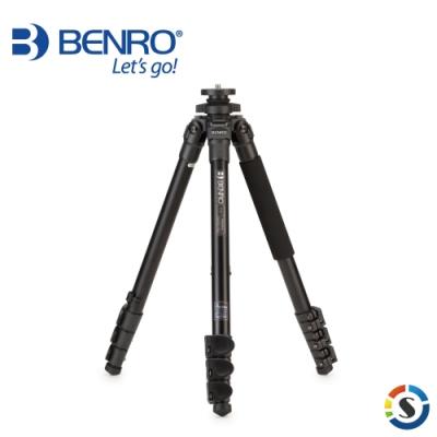 BENRO百諾 TAD28A 鎂鋁合金扳扣式三腳架