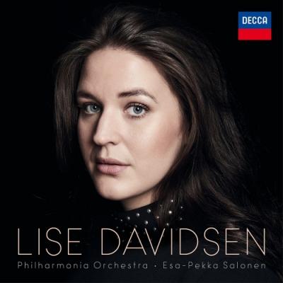 麗絲戴維森首張同名專輯(1CD)