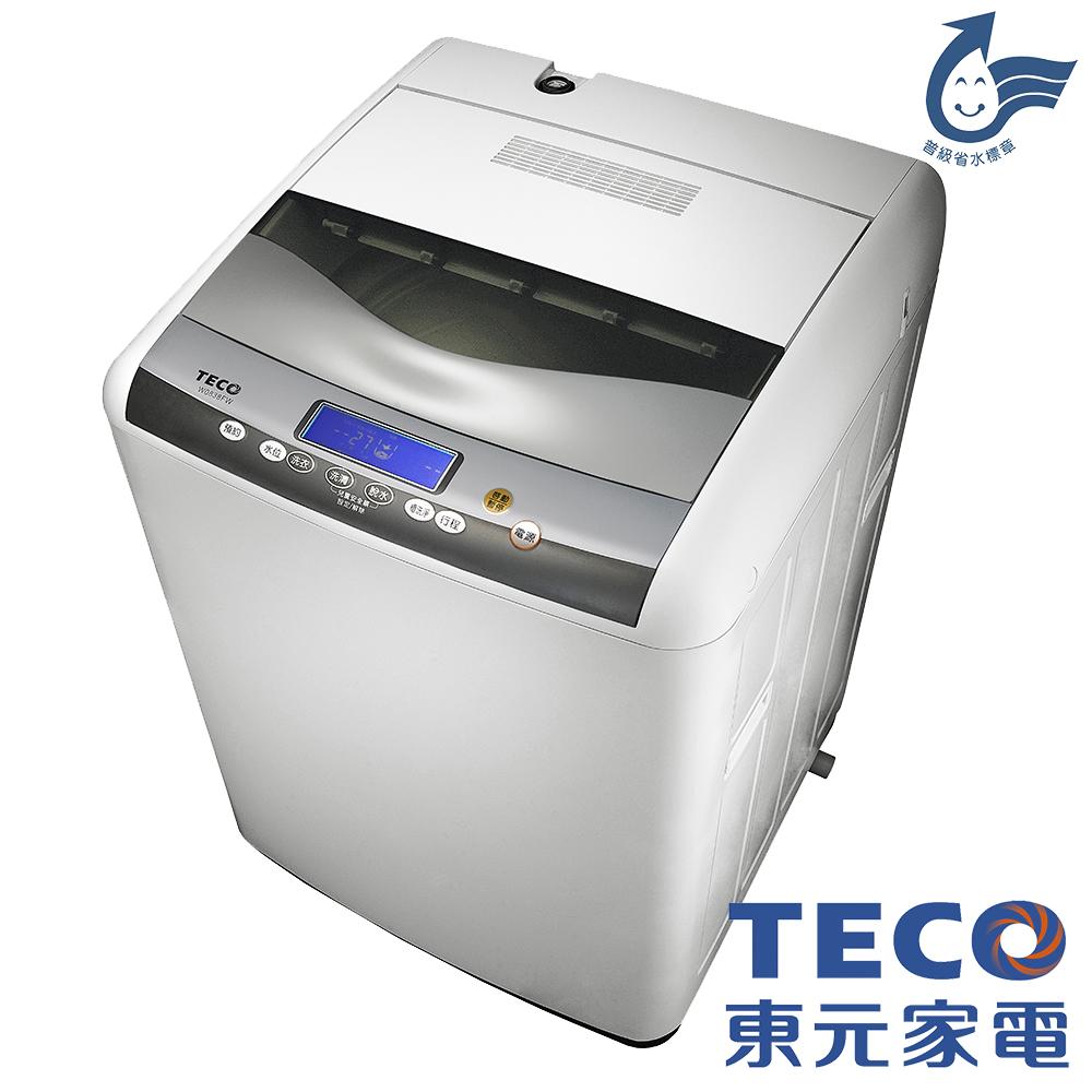 TECO東元 8KG 定頻直立式洗衣機 W0838FW