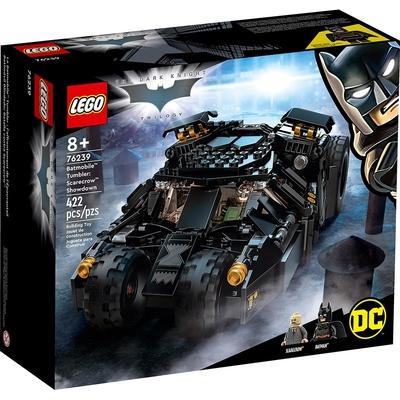 樂高LEGO 超級英雄系列 - LT76239 The Tumbler: Scarecrow Showdown