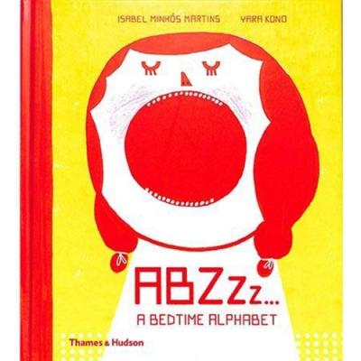 Abzzzz...:A Bedtime Alphabet 呼呼大睡字母書精裝繪本
