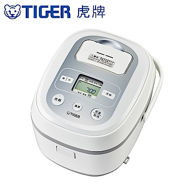 【日本製】TIGER虎牌10人份tacook微電腦多功能炊飯電子鍋(JBX-B18R)