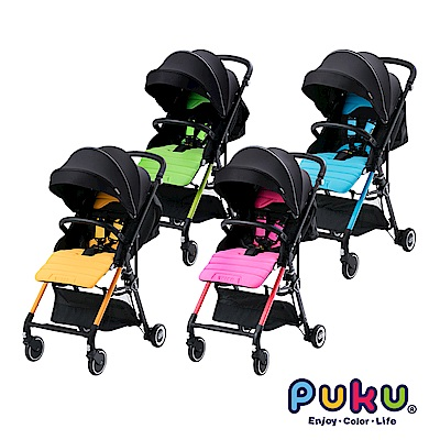 【PUKU】Design時尚高景觀手推車