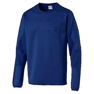 PUMA-男性流行系列Pace圓領衫-寶石藍-亞規