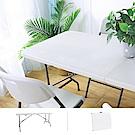 Amos180*70手提折疊式戶外露營餐桌/會議桌