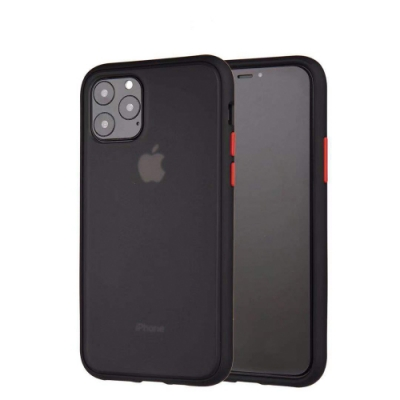 IN7 膚感系列 iPhone 11 Pro Max 6.5吋半透明磨砂款保護殼
