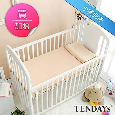 [送水洗嬰兒枕]TENDAYS 水洗透氣嬰兒床墊(不含枕) 小單 6cm厚