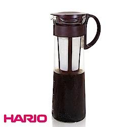 HARIO 附濾網 咖啡冷泡壺1000ml/2色隨機 (MCPN-14CBR)