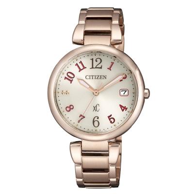 CITIZEN XC 女神風采光動能時尚腕錶EO1194-53A