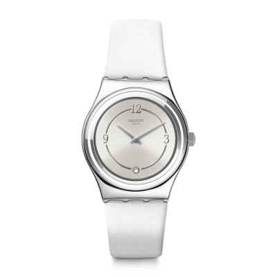 Swatch  Core Refresh系列 MADAME BLANCHETTE -清新白