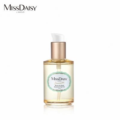 MISSDAISY 光澤柔馭修護髮油(保加利亞玫瑰與烏木) 110ml