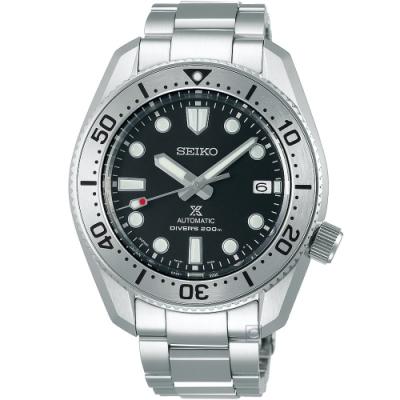 SEIKO Prospex DIVER SCUBA 1968復刻200米潛水機械錶(SPB185J1/6R35-01E0D)-42mm