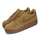 Nike 休閒鞋 Air Force 1 LV8 運動 女鞋 經典款 AF1 麂皮 簡約 膠底 穿搭 大童 棕 BQ5485700 product thumbnail 1