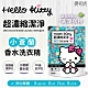HELLO KITTY 小蒼蘭香水洗衣精(1800ml補充包) product thumbnail 1