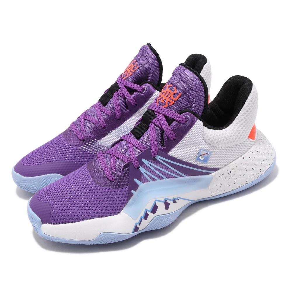adidas 籃球鞋 D.O.N. Issue 1 J 女鞋