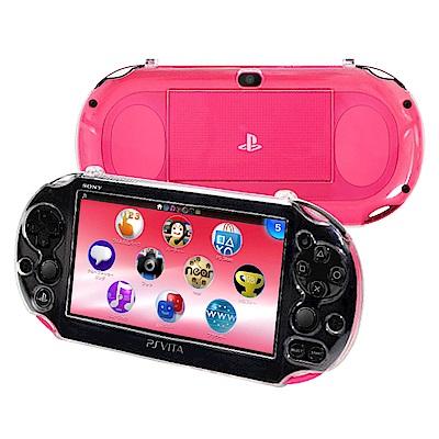 PS Vita 2000 2007 系列專用水漾晶透保護硬殼 透明殼