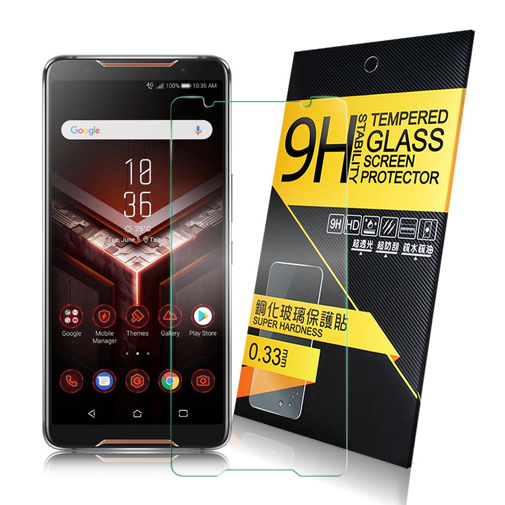 NISDA for ASUS ROG Phone ZS600KL鋼化玻璃螢幕保護貼-非滿版