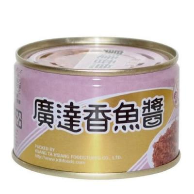 廣達香 魚醬(160gx3入)