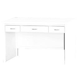 綠活居 妙莉4尺木紋書桌/電腦桌(二色)-120.6x57.6x78.5cm-免組