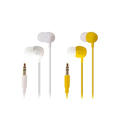 LG LE-1600 原廠入耳式耳機 (盒裝)