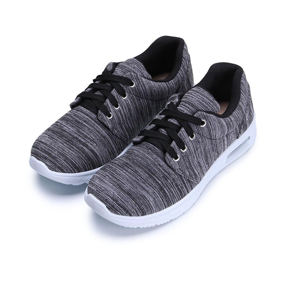 BuyGlasses 極速對決氣墊女款慢跑鞋-灰