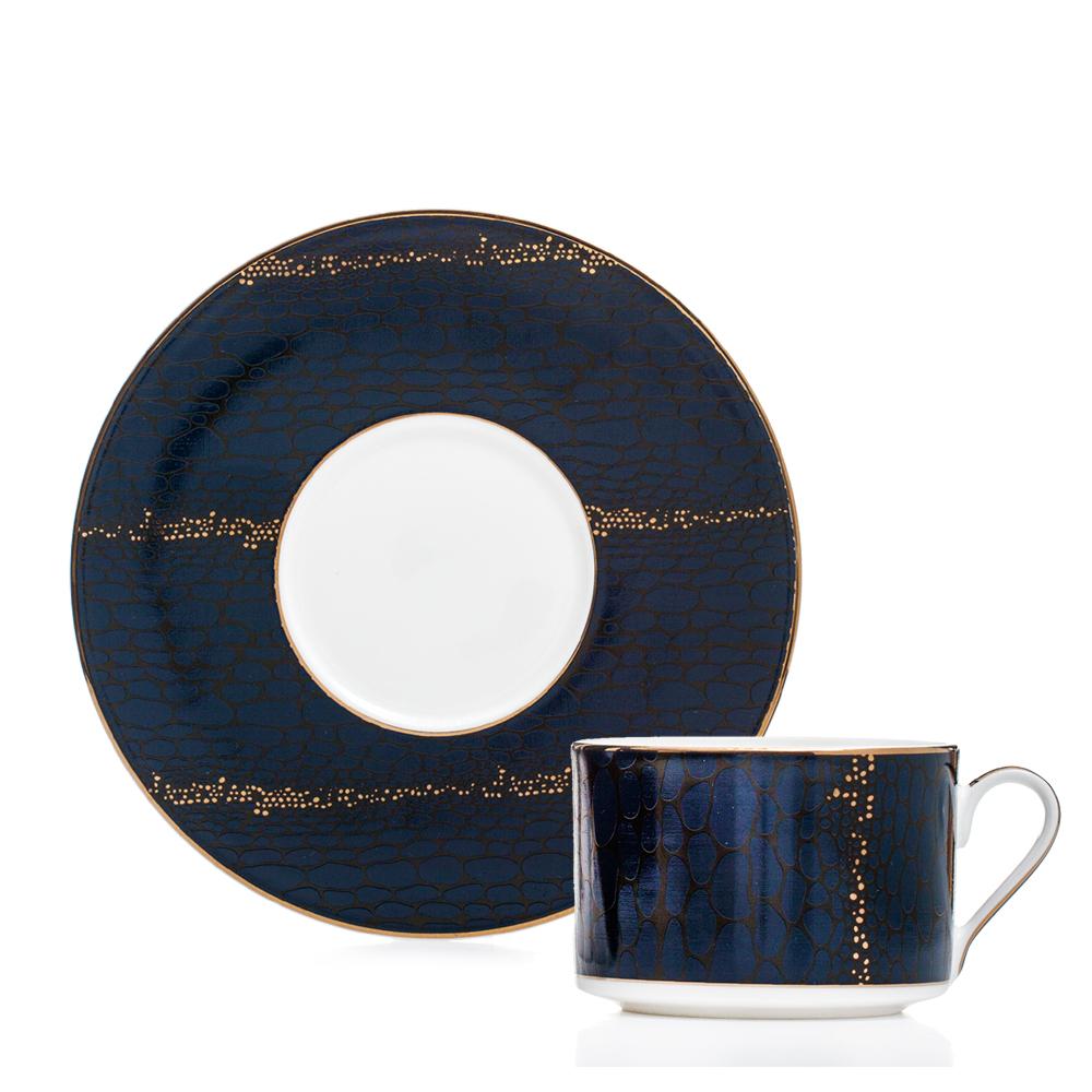 Royal Duke 骨瓷咖啡杯碟組-高登(二杯二碟)