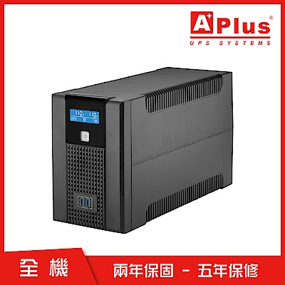 特優Aplus 在線互動式UPS Plus5L-US1000N(1000VA/600W)