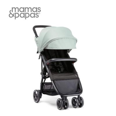 【Mamas & Papas】Acro 輕量秒收手推車-冰河灰