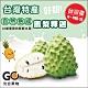 【光合果物】台東鳳梨釋迦 特選果(6-8顆/箱) product thumbnail 1
