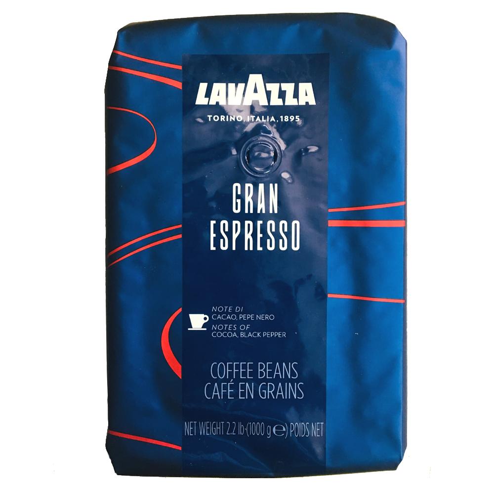 LAVAZZA GRAND ESPRESSO 重味咖啡豆 (2包)