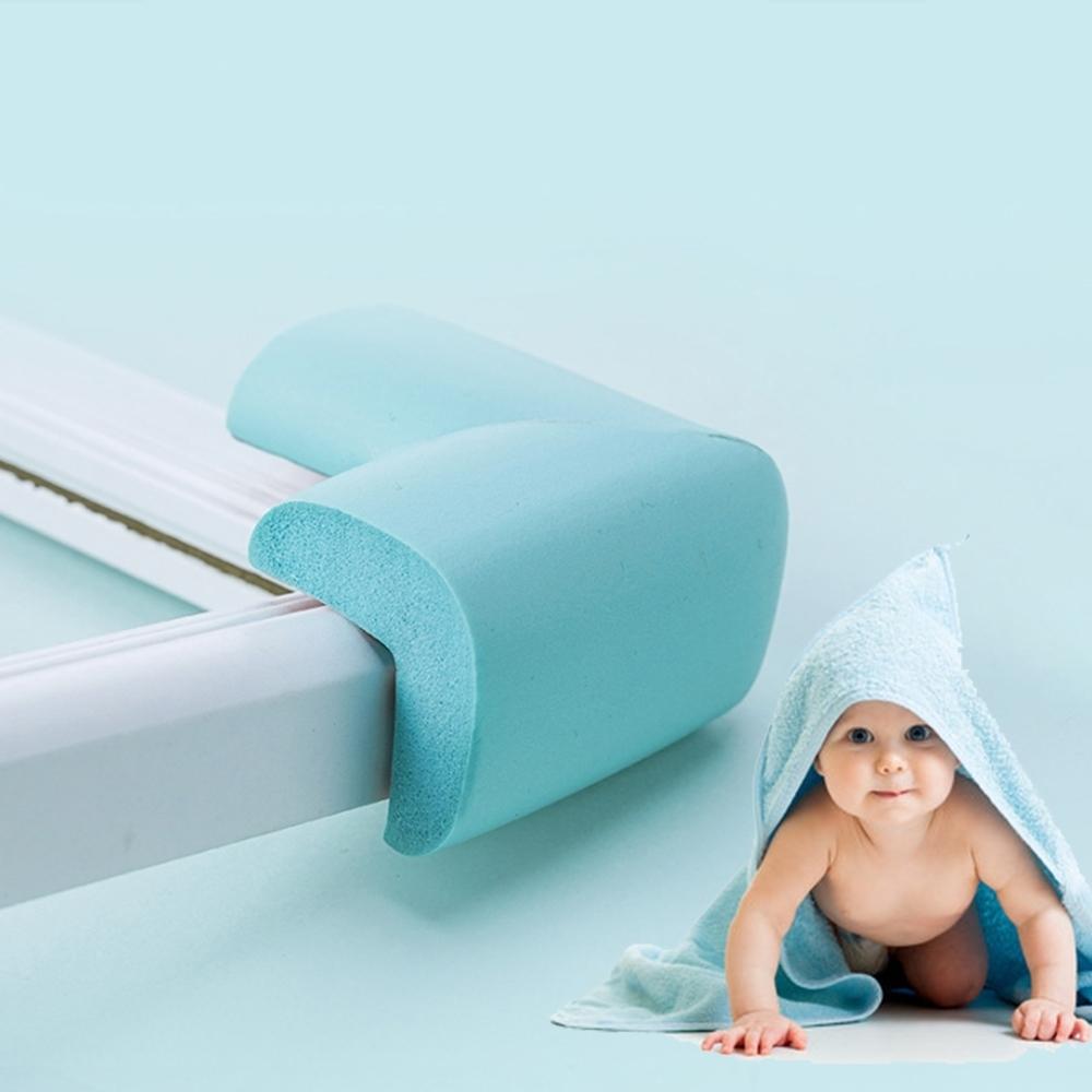 【Cap】(4入/組)兒童安全防護桌角