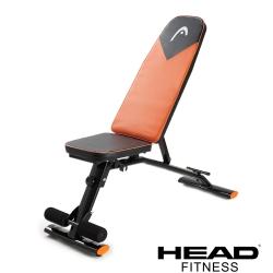 HEAD 多功能重量訓練椅/臥推床/仰臥起坐板