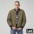 Lee 雙面穿印花舖棉外套/RG藏青色