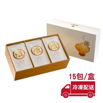 (冷凍配送) 老協珍冷凍 燉燕窩 42mlX15包/盒