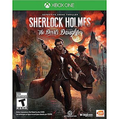 福爾摩斯:惡魔之女 Sherlock Holmes - XBOX ONE 英文美版